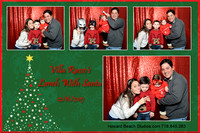 Photobooth Lunch With Santa